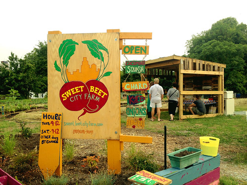 Sweet Beet City Farm