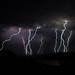 Lightning at Jerbourg by Lenny&Meriel
