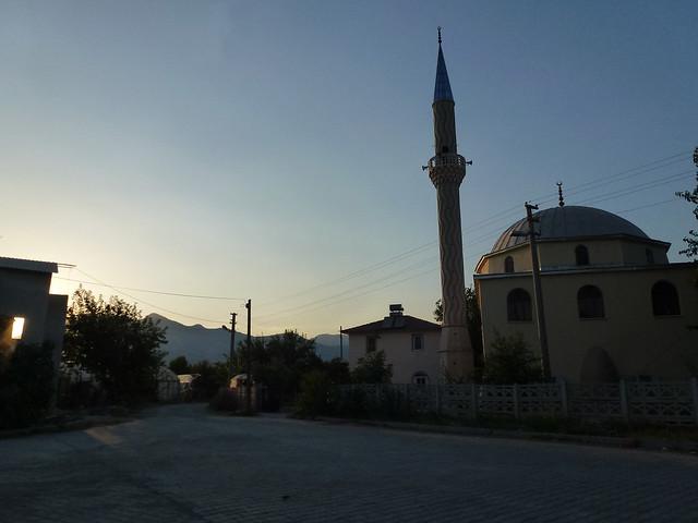 Turquie - jour 13 - Letôon, Kumluova - 081 - Mosquée de Kumluova