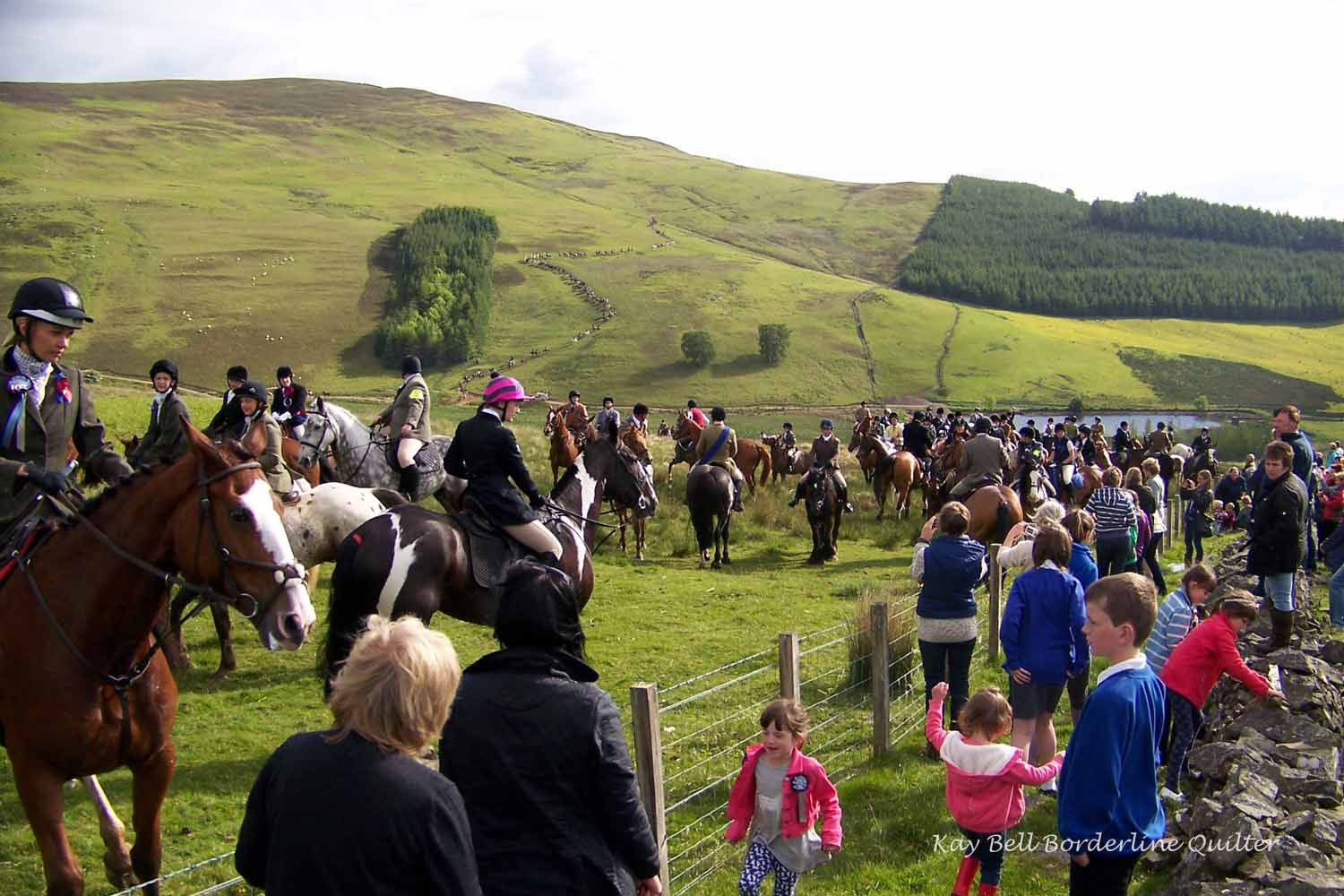 Selkirk Common Riding 2013