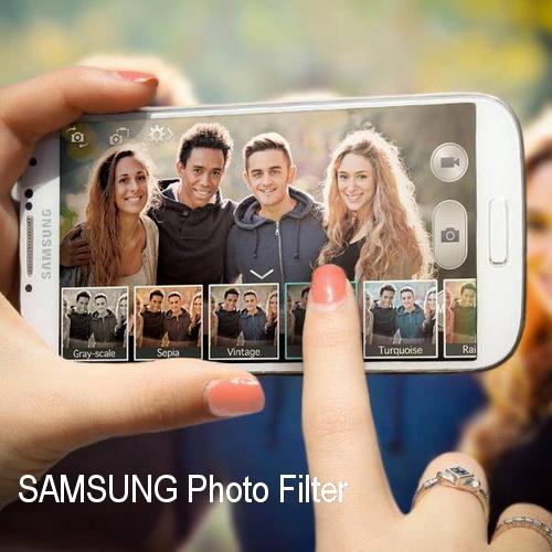 Samsung Photo Filter