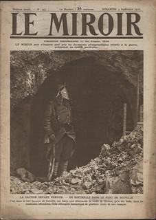 Le Miroir - 3 septembre 1916