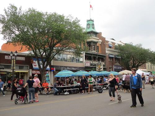 Old Strathcona Celebration