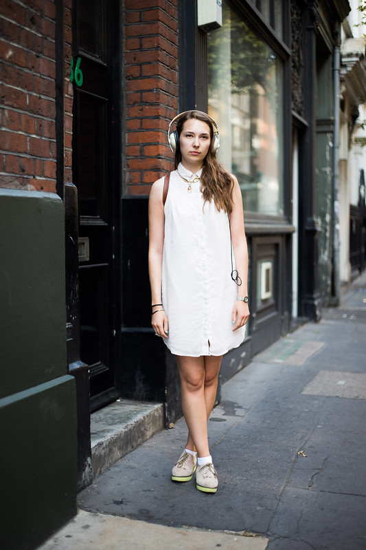 Street Style - Sarah, London