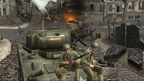 Call of Duty 3: La Tercera Entrega de Call of Duty