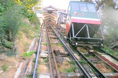 funicular, vehicle, transport, rolling stock, track, land vehicle,