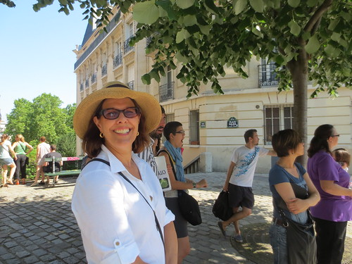 Paris, Montmartre Walking Tour