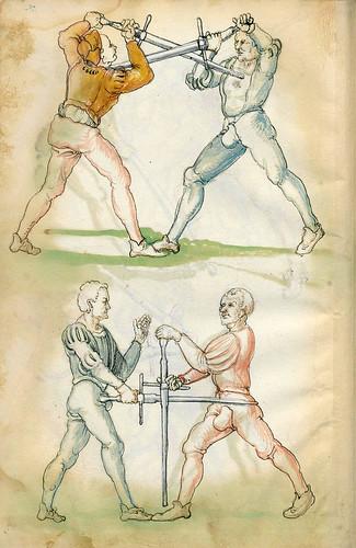 007-Fechtbuch-1520-Staatsbibliothek zu Berlin