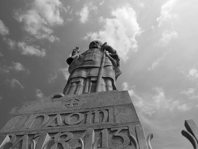 St Patrick's Statue, Saul, Downpatrick