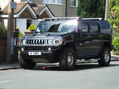 2014 HUMMER H2 MPG Frompo