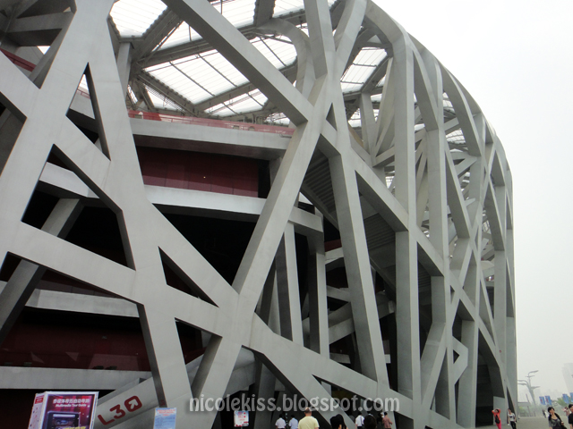 Beijing Bird Nest National Stadium