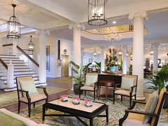Moana Surfrider, A Westin Resort & Spa, Waikiki Beach—Lobby