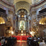 Exeter Cathedral Choir on tour in Vienna