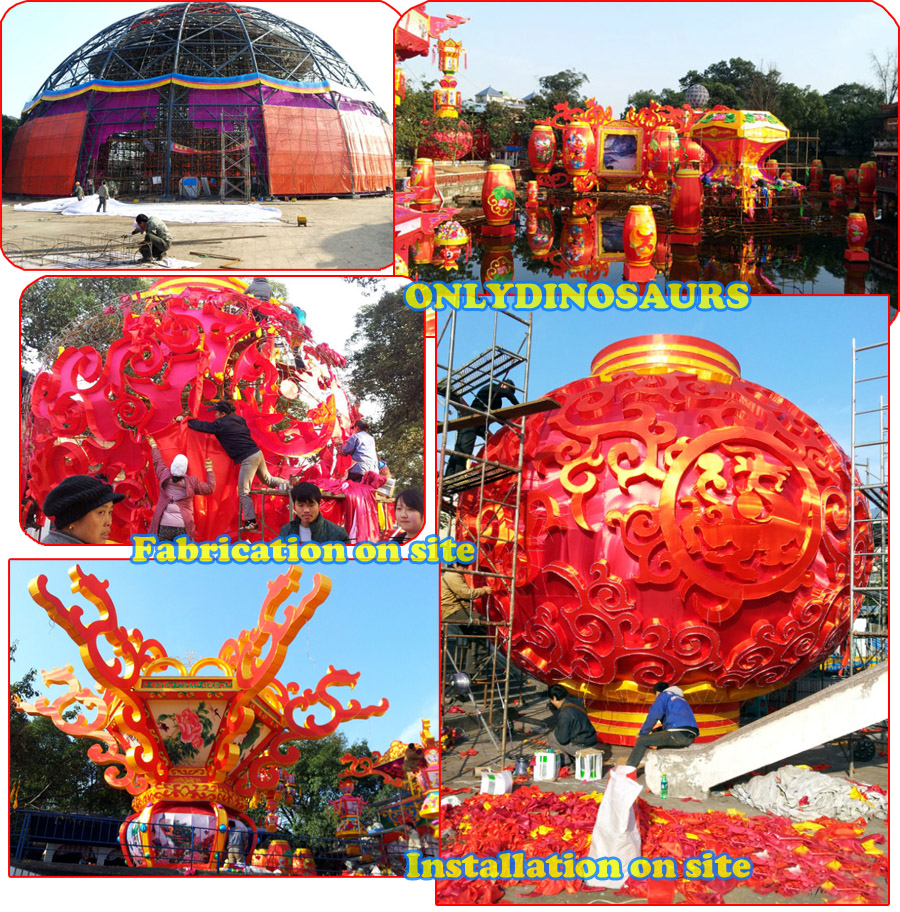 Lantern manufacturer in China