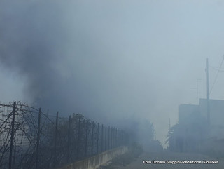 incendio via milani