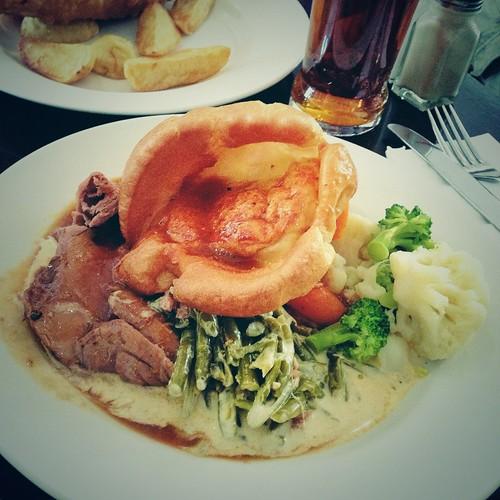 Sunday Roast a Londra