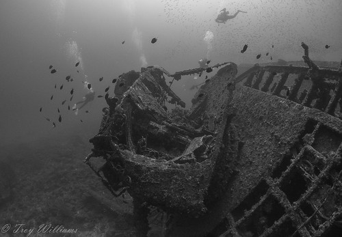 divers and emmons BW (1 of 1)