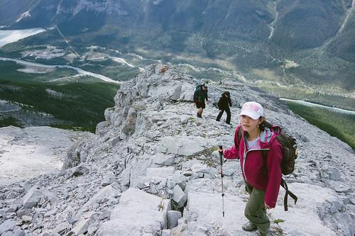 Scrambles - Mt. Lawrence Grassi-8