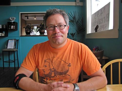 Joshy at Ocean's Apart