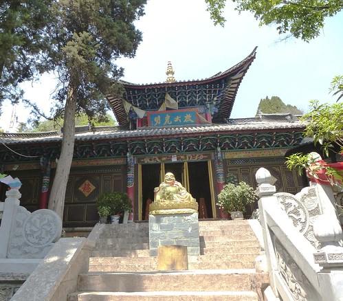 Yunnan13-Lijiang-Temple et Édifices (4)