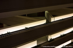 Balconies abstract - Travel DSC00616