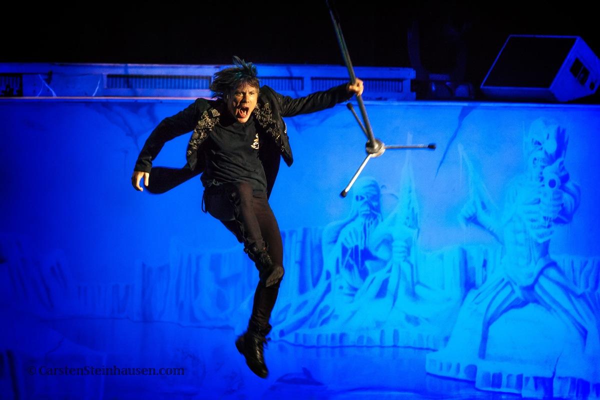 Iron Maiden @ San Manuel Amphitheatre, San Bernardino CA - 09/13/13
