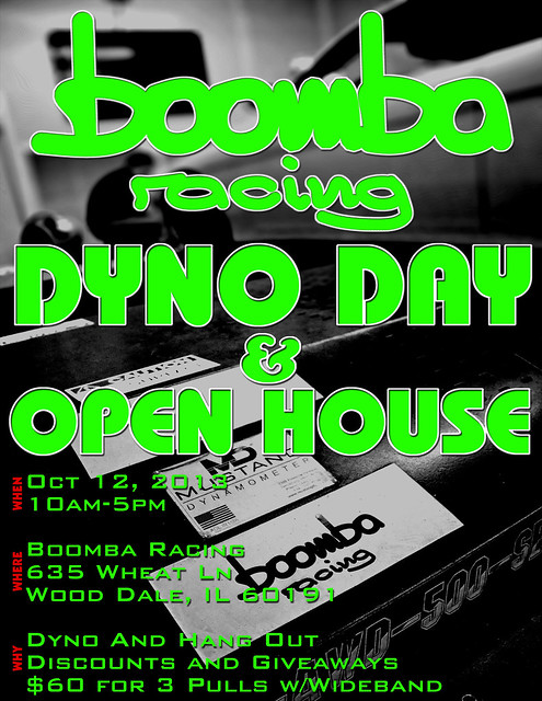 Boomba Racing: Fall Dyno Day & Open House 9901140223_4c1d5d0567_z
