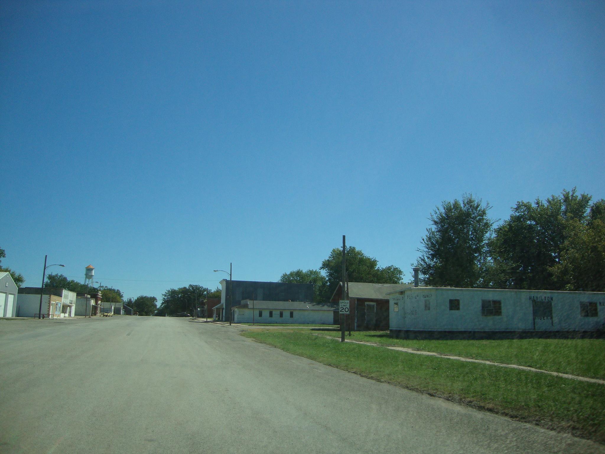 Hamilton KS