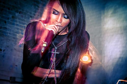 Angel Haze - Echelon (It's My Way) video