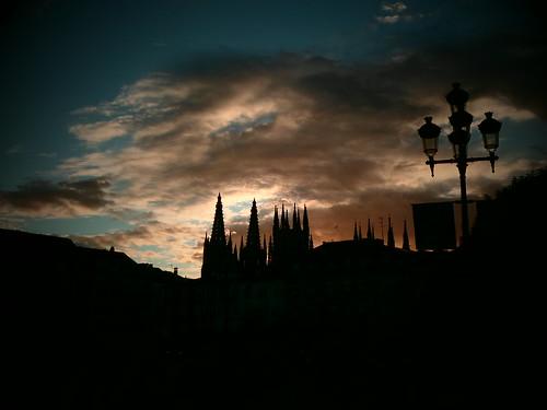 Sunset, Santa Maria Burgos