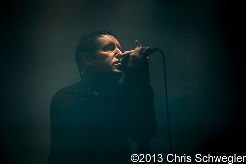 Nine Inch Nails – 10-07-13 – Tension Tour, The Palace Of Auburn Hills, Auburn Hills, MI