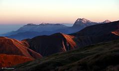 PIZZO DI MOSCIO e CIMA LEPRI, in tenda (Monti della Laga - Abruzzo)