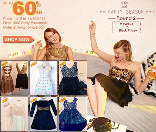 party season sale 2