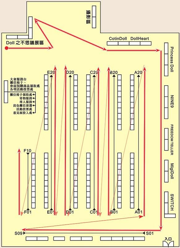Set Map