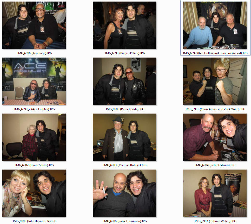 celebrity meet and greets in nyc 2013