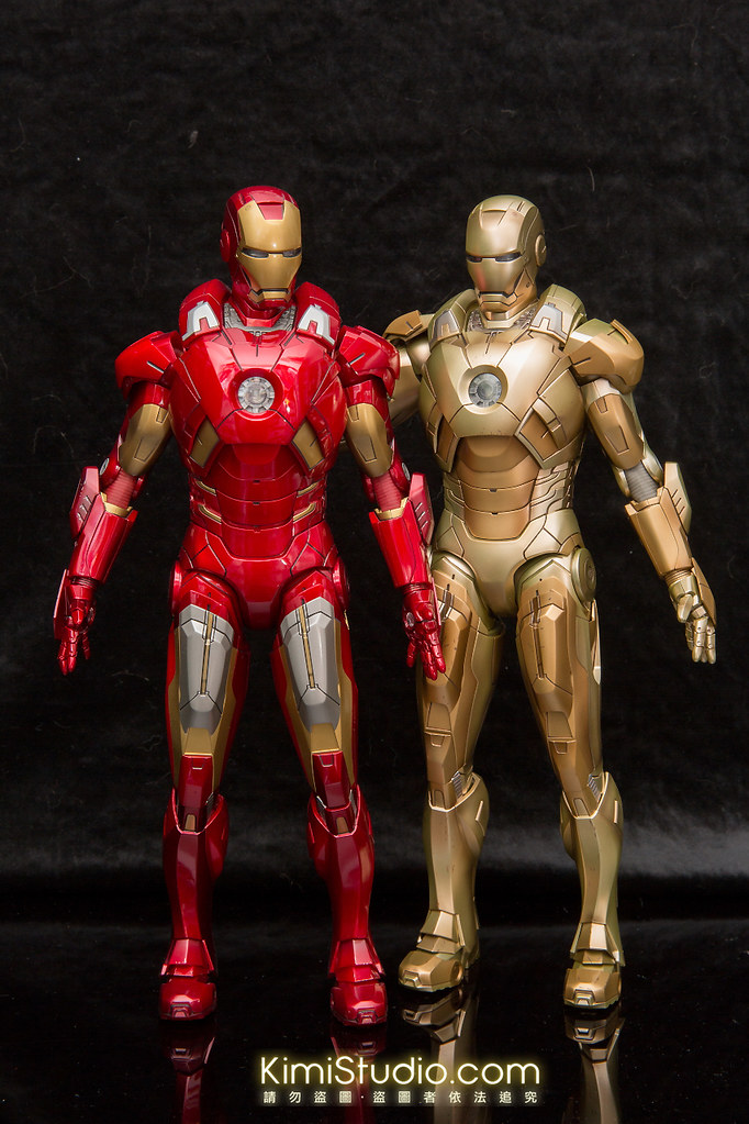 2013.10.31 Hot Toys MMS208 Iron Man Mark 21-026