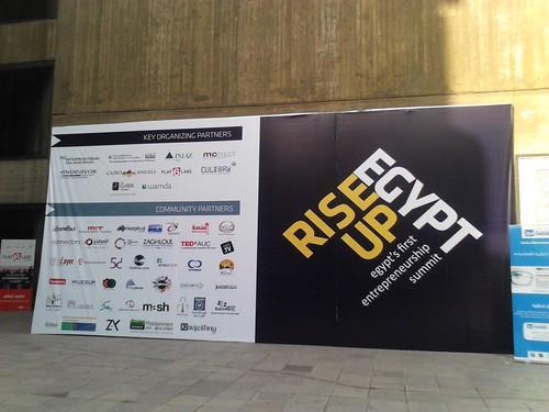 Rise Up Egypt Summit