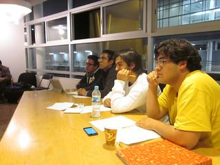 Debate Class CIDE Region Centro