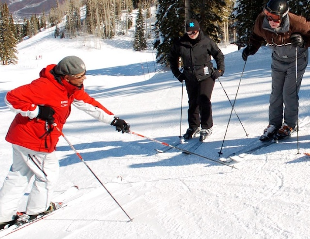 John Clendenin Ski Doctors of Aspen