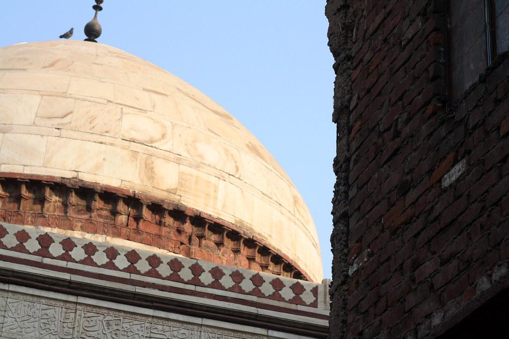 City Monument – Atgah Khan's Tomb, H. Nizamuddin Basti