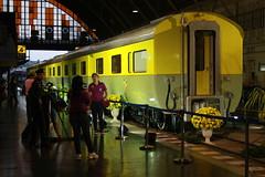 Royal carriages at Hualamphong
