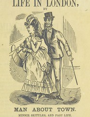Image taken from page 3 of 'Minnie Skittles and Hints on Life in London, by Man about Town, etc'