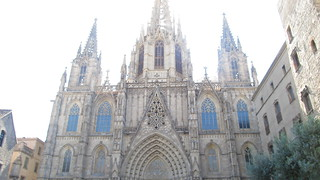 מבנה הכנסייה מבחוץ