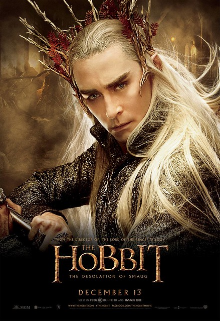 """The Hobbit: The Desolation Of Smaug"" Thranduil"