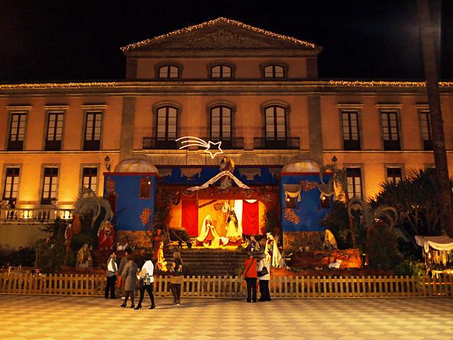 Life Sized Belen,La Orotava, Tenerife