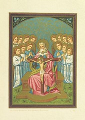 """British Library digitised image from page 55 of """"The Risen Life. ... New edition, with miniatures in gold and colours"""""""