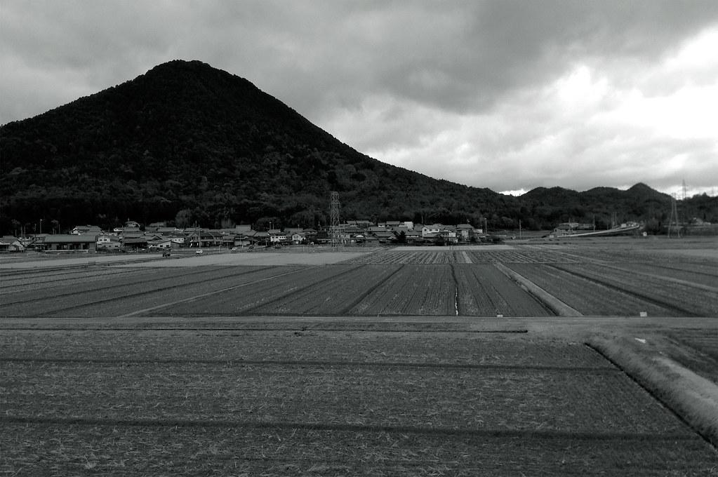 近江富士|滋賀県野洲市