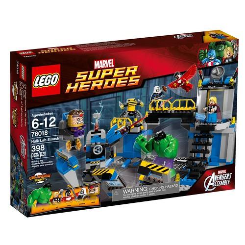 LEGO Super Heroes 76018