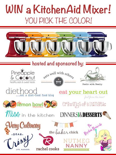 kitchen aid giveaway