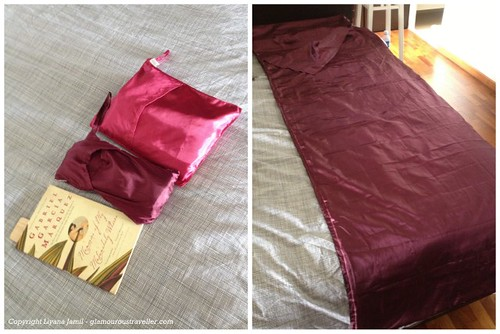 Sleeping bag liner_Vietnam